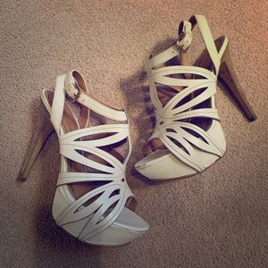 Guess Leather Platforms